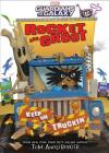 Rocket and Groot: Keep on Truckin'! (Marvel Middle Grade Novel) Cover Image