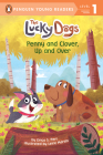 Penny and Clover, Up and Over (The Lucky Dogs) Cover Image