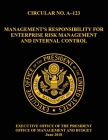 OMB CIRCULAR NO. A-123 Management's Responsibility for Enterprise Risk Management and Internal Control: 2018, Circular, Cover Image