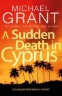 A Sudden Death in Cyprus Cover Image
