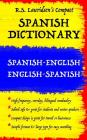 Spanish Dictionary: Lauridsen's Compact: Spanish-English English-Spanish Cover Image