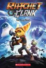 Ratchet and Clank: The Movie Novel Cover Image