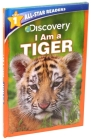 Discovery All Star Readers I Am a Tiger Level 1 (Library Binding) Cover Image