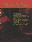 Verdi's RIGOLETTO: A Select Discography with Commentary Cover Image