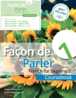 Facon de Parler 1 French for Beginners 5ED Cover Image