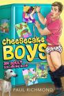 Cheesecake Boys - An Adult Coloring Book Cover Image