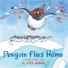 Penguin Flies Home (Flight School) Cover Image