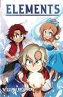 Elements: Volume 1 (Light Novel) The Hero of Light Cover Image
