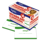 4th Grade Vocabulary Flashcards: 240 Flashcards for Improving Vocabulary Based on Sylvan's Proven Techniques for Success (Sylvan Language Arts Flashcards) Cover Image