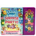 Shhh! It's a Surprise Party! Cover Image