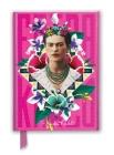 Frida Kahlo Pink (Foiled Journal) (Flame Tree Notebooks) Cover Image