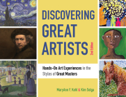 Discovering Great Artists: Hands-On Art Experiences in the Styles of Great Masters (Bright Ideas for Learning #10) Cover Image