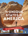 The Unique States of America (Lonely Planet) Cover Image