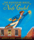 The Hanukkah Magic of Nate Gadol Cover Image