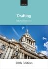 Drafting (Bar Manuals) Cover Image