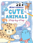 Cute Animals, Volume 1: Step-By-Step Cover Image