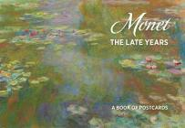 Monet: The Late Years Book of Postcards Cover Image