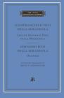 Life of Giovanni Pico Della Mirandola. Oration (I Tatti Renaissance Library) Cover Image