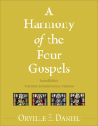A Harmony of the Four Gospels: The New International Version Cover Image