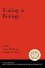 Scaling in Biology Cover Image