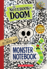 Monster Notebook: A Branches Special Edition (The Notebook of Doom) Cover Image