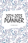 2021-2023 (3 Year) Planner (6x9 Softcover Planner / Journal) Cover Image