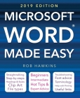Microsoft Word Made Easy (2019 Edition) Cover Image