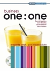 Business One: One Pre-Intermediate: Multirom Included Student's Book Pack (Oxford Business English) Cover Image