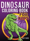 Dinosaur Coloring Book for Kids Cover Image
