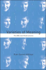 Varieties of Meaning (Jean Nicod Lectures) Cover Image