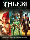 Talexi - The Concept Art of Alessandro Taini: Heavenly Sword, Enslaved and DMC Cover Image
