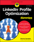 Linkedin Profile Optimization for Dummies Cover Image