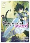 Reincarnated as a Sword (Light Novel) Vol. 2 Cover Image