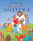 The Lion Storyteller Family Bible Cover Image