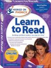 Hooked on Phonics Learn to Read - Level 4: Word Families (Early Emergent Readers | Kindergarten | Ages 4-6) Cover Image