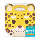 Carry Along Sketchbk - Leopard Cover Image