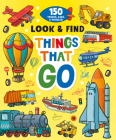 Things That Go: 150 Trucks, Cars, and Vehicles! (Look & Find) Cover Image