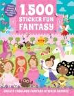 1,500 Sticker Fun Fantasy Cover Image