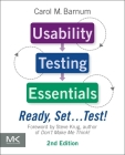 Usability Testing Essentials: Ready, Set ...Test! Cover Image
