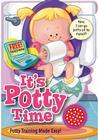 It's Potty Time for Girls: Potty Training Made Easy! [With Toilet Flush Sound and Potty Time Chart] Cover Image