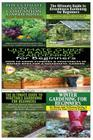 Ultimate Guide to Companion Gardening for Beginners & Ultimate Guide to Greenhouse Gardening for Beginners & Ultimate Guide to Raised Bed Gardening fo Cover Image