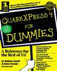 QuarkXPress. 4 for Dummies. Cover Image
