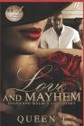 Love and Mayhem: A Mistletoe and Mayhem Full Novel Cover Image