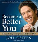Become a Better You: 7 Keys to Improving Your Life Every Day Cover Image
