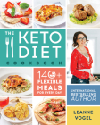 The Keto Diet Cookbook Cover Image