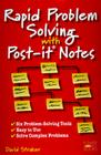 Rapid Problem Solving With Post-it Notes Cover Image