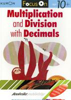 Focus on Multiplication and Division with Decimals Cover Image