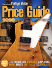 The Official Vintage Guitar Magazine Price Guide 2020 Cover Image