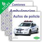 Mi Comunidad: Vehículos (My Community: Vehicles) (Spanish Version) (Set) Cover Image