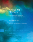 Analyzing Memory: The Formation, Retention, and Measurement of Memory Cover Image